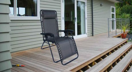 Deluxe Chair - Black Color - image 1 of 1