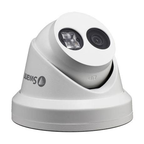 Swann 4k Dome White Ip Security Camera Walmart Canada