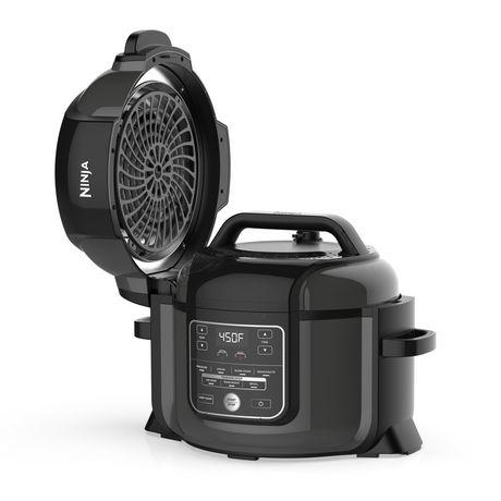 Ninja Foodi 6 5 Qt Pressure Cooker Air Fryer Walmart Canada