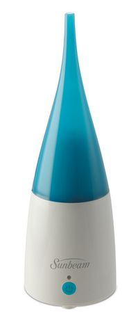 Sunbeam Mist Me Blue Personal Ultrasonic Humidifier, SUL401-BLUE-CN - image 1 of 4