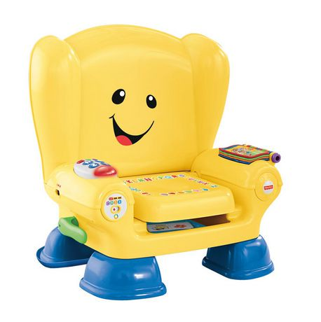 Fisher price laugh learn smart stages chair french edition walmart canada - Chaise fisher price musical ...