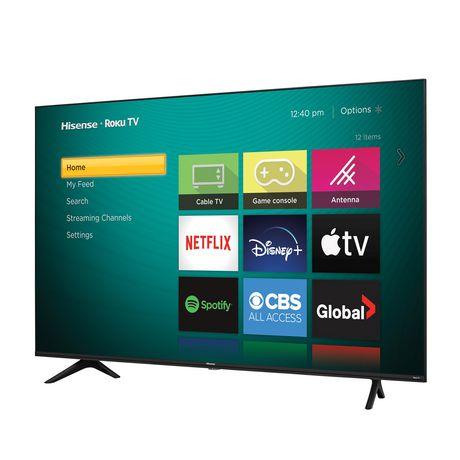 "Hisense 65"" 4K Roku TV (65R61G) - image 2 of 9"