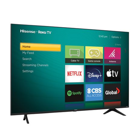 "Hisense 65"" 4K Roku TV (65R61G) - image 3 of 9"
