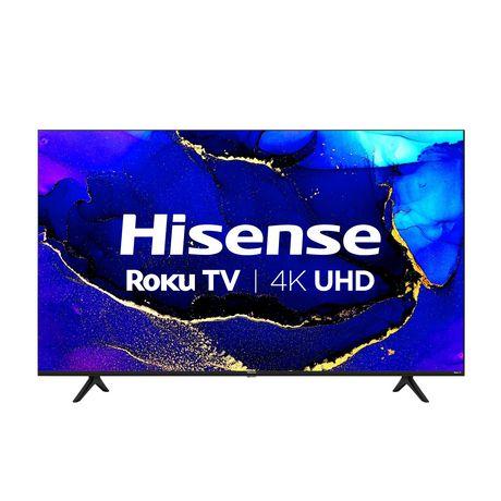 "Hisense 50"" 4K Roku TV (50R61G) - image 1 of 9"