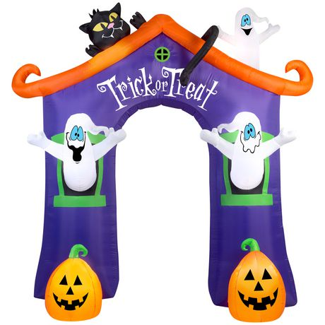 Airblown® Inflatable Haunted Archway Ghost House - image 1 of 1
