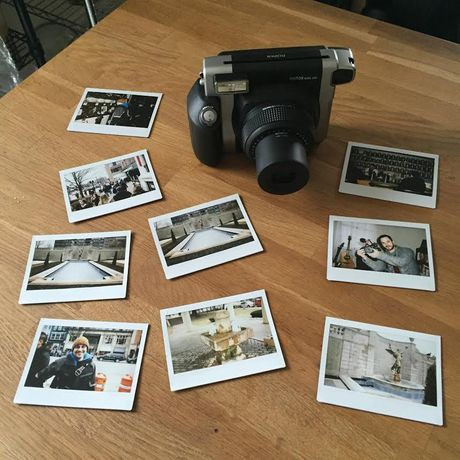 fujifilm instax 300 wide camera walmart canada. Black Bedroom Furniture Sets. Home Design Ideas