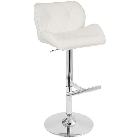 Tabouret De Bar Contemporain Jubilée, Par Lumisource | Walmart Canada