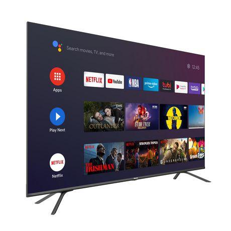 "Hisense 65"" 4K ULED 3840 x 2160 Android TV (65Q7G) - image 5 of 9"