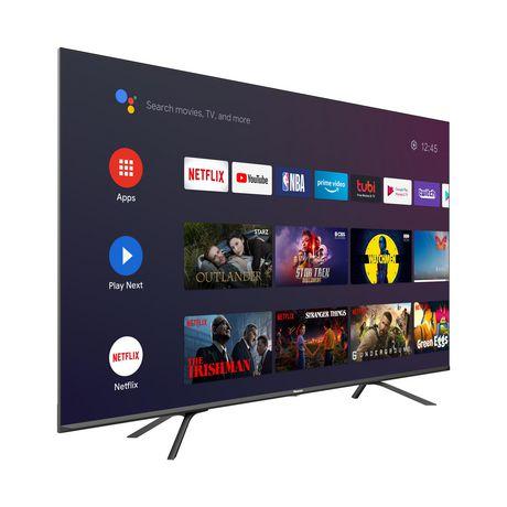 "Hisense 65"" 4K ULED 3840 x 2160 Android TV (65Q7G) - image 6 of 9"