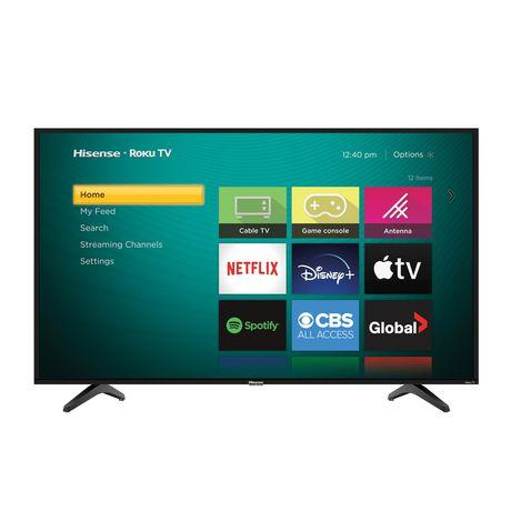 "Hisense 43"" Full HD Roku Smart TV, 43H4G - image 2 of 7"