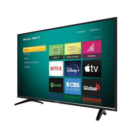 "Hisense 43"" Full HD Roku Smart TV, 43H4G - image 3 of 7"