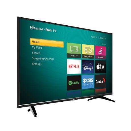 "Hisense 43"" Full HD Roku Smart TV, 43H4G - image 4 of 7"