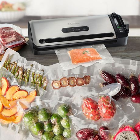 "FoodSaver® 8"" x 20' Vacuum Seal Roll, 2 Pack - image 3 of 6"