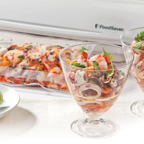 "FoodSaver® 8"" x 20' Vacuum Seal Roll, 2 Pack - image 4 of 6"
