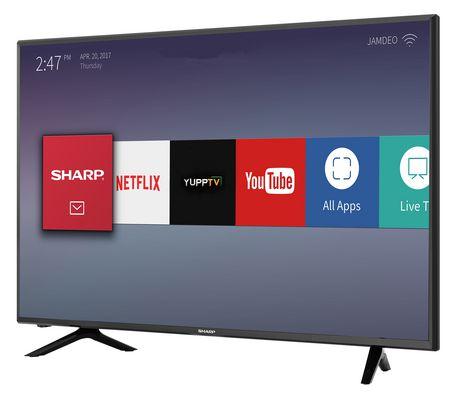 "Sharp 55"" 4K UHD Smart TV - image 3 of 6"