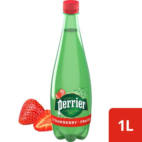 Perrier Carbonated Natural Spring Water - image 1 of 2