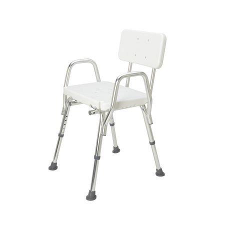 chaise de bain solide dmi avec dossier walmart canada. Black Bedroom Furniture Sets. Home Design Ideas