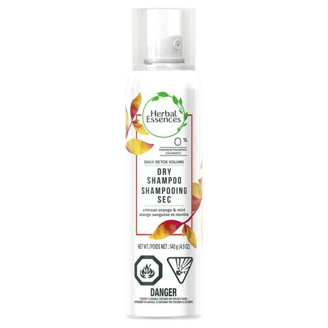 Herbal Essences Daily Detox Volume Dry Shampoo Crimson Orange & Mint - image 1 of 7