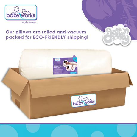 Baby Works™ Before & After™ Maternity Pillow - image 9 of 9
