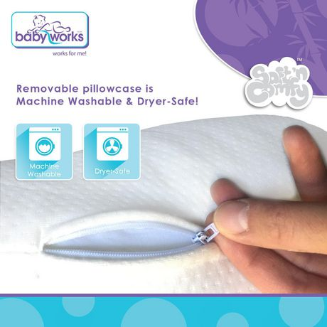 Baby Works™ Before & After™ Maternity Pillow - image 8 of 9