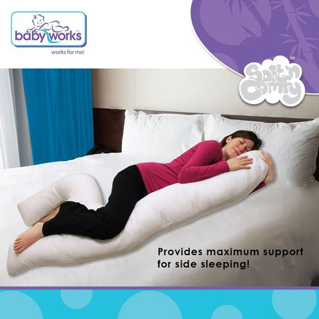 Baby Works Maternity Amp Beyond 3 In 1 Maternity Pillow
