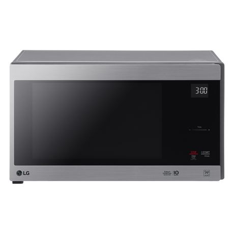 LG 1.5 cu.ft Counter Top Microwave Oven with Neochef Smart Inverter - image 1 of 3