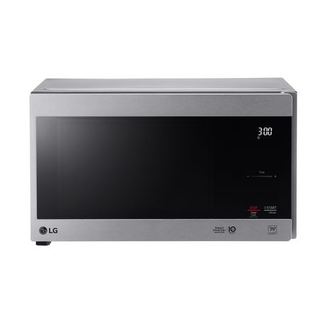 LG 0.9 cu.ft Counter Top Microwave Oven with Neochef Smart Inverter - image 1 of 3