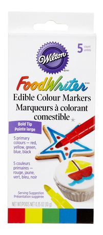 Wilton Foodwriter Primary Colour Markers - image 2 of 2