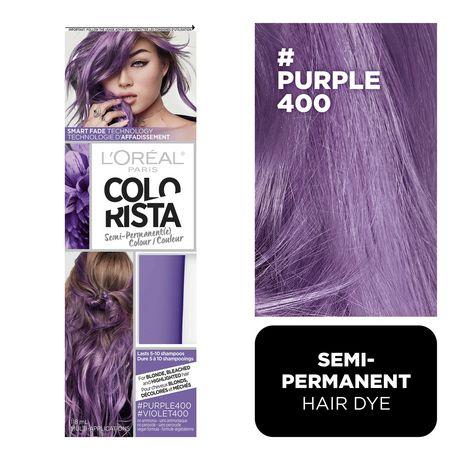 L'Oreal Paris Colorista Semi-permanent Hair Colour - image 1 of 3