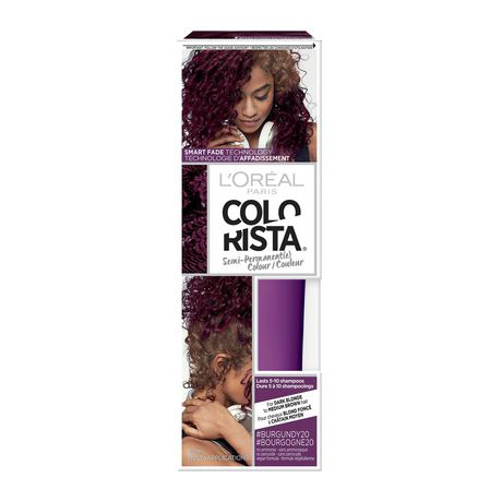 LOreal Paris Colorista Semipermanent Hair Colour Walmart Canada