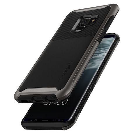 sale retailer ce5ab 8d000 Spigen Neo Hybrid Urban for Samsung Galaxy S9, Gunmetal   Walmart Canada