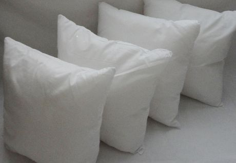 Hometex Rectangular Polyester Fill Pillow Form - image 8 of 9