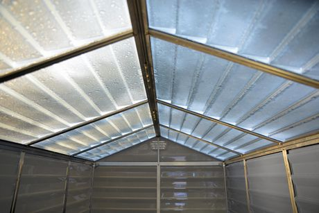 Palram 6 X 10 Skylight Storage Shed Walmart Canada