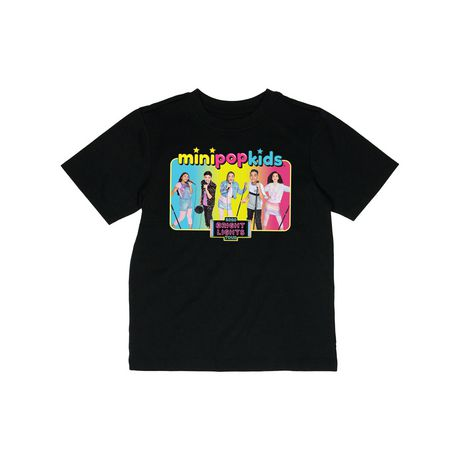 Boys' Mini Pop Kids Bright Lights Tour T-Shirt - image 5 of 7