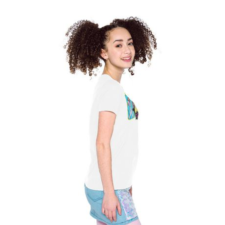 Girls Mini Pop Kids Bright Lights Tour T-Shirt - image 2 of 7