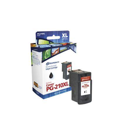 Clover Data Canon PG 210 XL High Yield Ink Black Cartridge