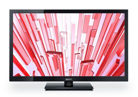 Sanyo 24 Quot Class 720p Led Lcd Hd Tv Walmart Canada