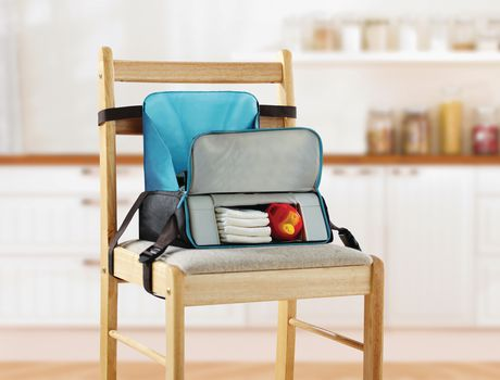 Brica GoBoost Travel Booster Seat - image 2 of 4