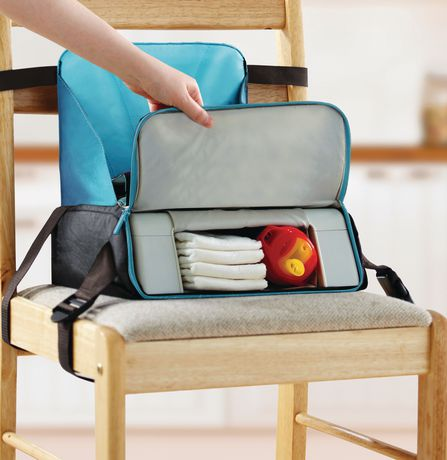 Brica GoBoost Travel Booster Seat - image 4 of 4