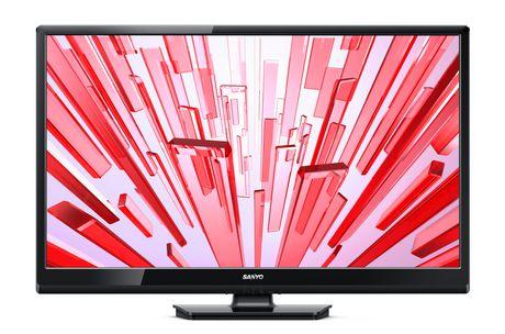 Sanyo 32 Quot Fw32d06f Led Lcd Hd Tv Walmart Canada
