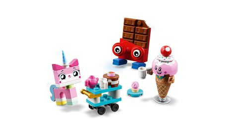 THE LEGO MOVIE 2 Unikitty's Sweetest Friends EVER! 70822 Building Kit (76 Piece) - image 4 of 5
