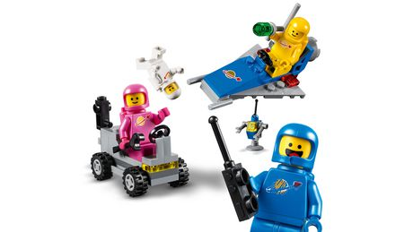 THE LEGO MOVIE 2 Benny's Space Squad 70841 Building Kit (68 Piece) - image 4 of 5