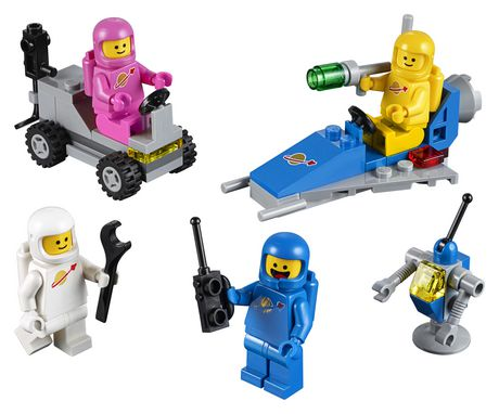 THE LEGO MOVIE 2 Benny's Space Squad 70841 Building Kit (68 Piece) - image 3 of 5