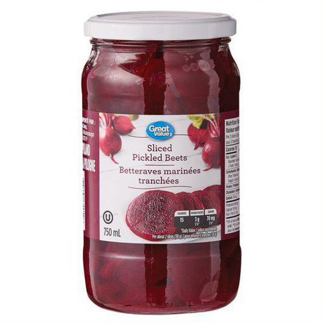 Great Value Sliced Pickled Beets - image 1 of 2