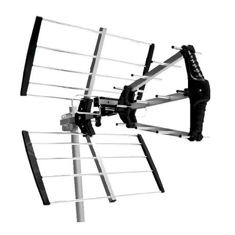 Digiwave Triple-Boom UHF Outdoor TV Antenna ANT2112 - image 1 of 1