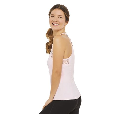Athletic Works Women's Perforated Tank - image 2 of 6