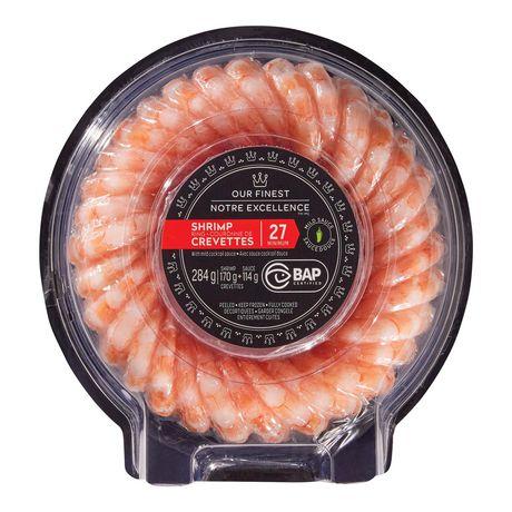Couronne de crevettes Notre Excellence - image 1 de 1