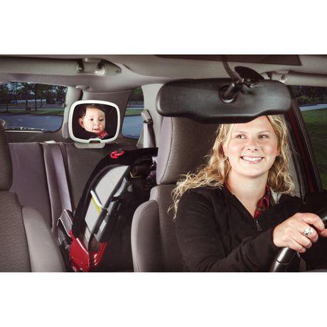 Diono Easy View Plus Back Seat Mirror