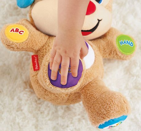 Laugh & Learn Fisher-Price Laugh And Learn Smart Stages Puppy - English Edition - image 2 of 9