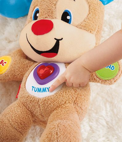 Laugh & Learn Fisher-Price Laugh And Learn Smart Stages Puppy - English Edition - image 6 of 9